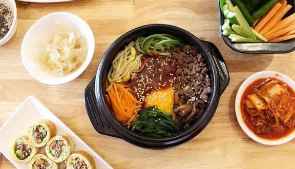 Busan Korean Food - Món Hàn Quốc - Nguyễn Gia Trí