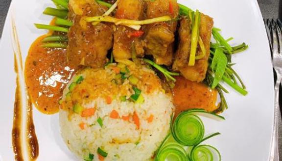 Bếp Cô 3 - Cơm Sườn Cay