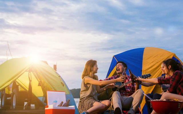 Camping Sport Đồng Mô - Khu Cắm Trại