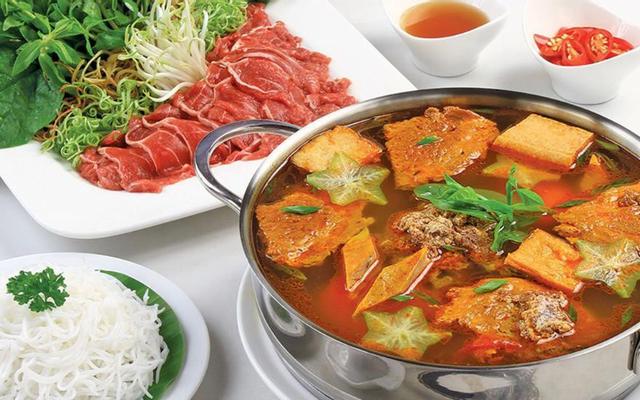 Safodi - Buffet Lẩu Hơi & Lẩu Nướng