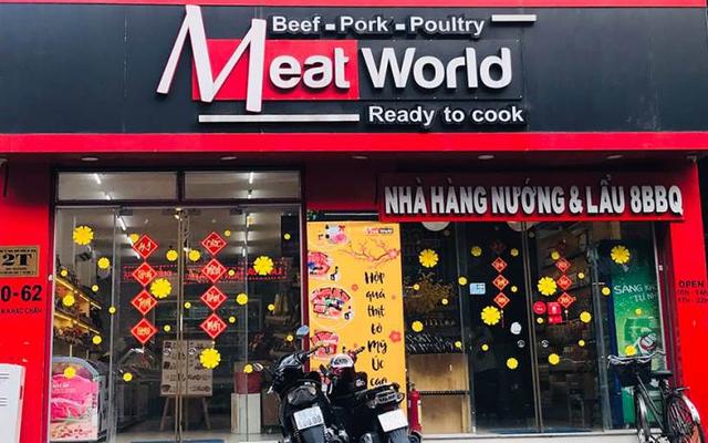 Meat World - Thịt Tươi Sống Nhập Khẩu - Nguyễn Hữu Cảnh