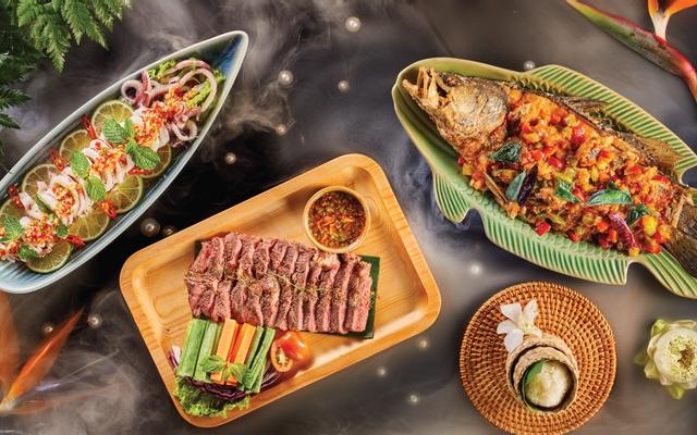 Chang - Modern Thai Cuisine - Nguyễn Đức Cảnh