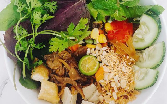 Tiệm Chay Ngõ - Bánh Mì Chay & Mì Trộn Chay Online