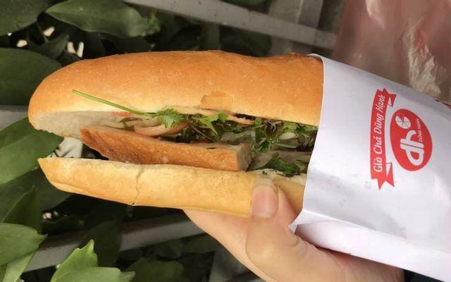 Dũng Hạnh - Bánh Mì Giò Chả - Trần Quang Diệu