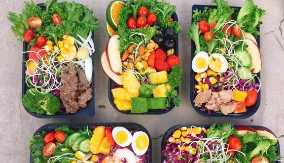 Xịn - Fresh Salads And Healthy Drinks - Shop Online