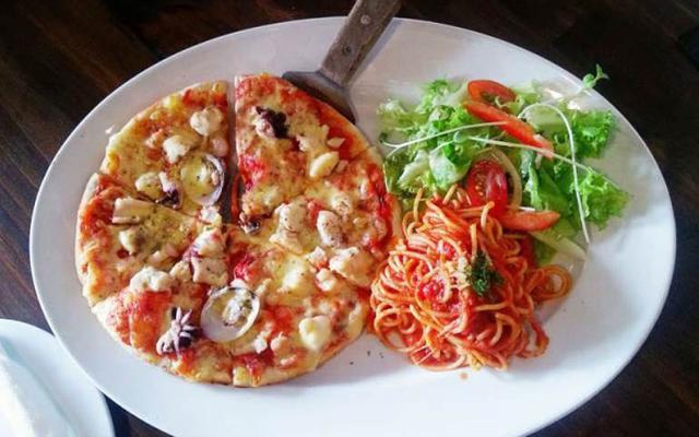 Al Fresco's - Pizza, Mỳ Ý, Sườn, Steak Bò Bít Tết - Aeon Mall Bình Tân