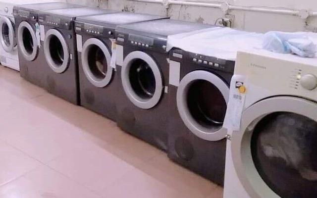 Giặt Ủi Mr Jeff - Vạn Phúc
