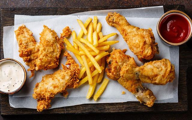 Yummy Fried Chicken - Gà Rán Hàn Quốc - Lê Quang Sung