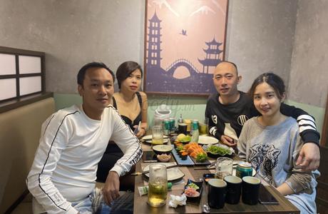 Let's Sushi - Trần Huy Liệu