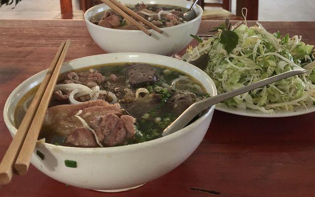 Bún Bò Minh Nguyệt