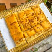 Bánh chuối Thái Lan phô mai