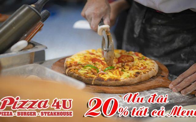 Pizza 4U & Burger - Steakhouse