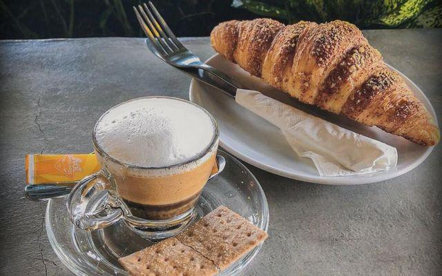 Gout De Cafe - Ký Con