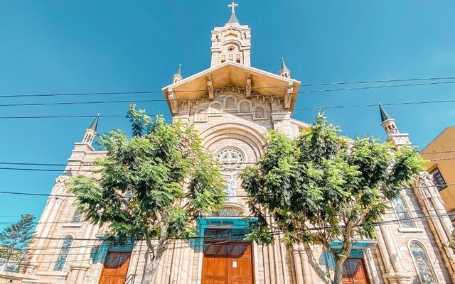 Nhà Thờ Thánh Giuse Lao Công