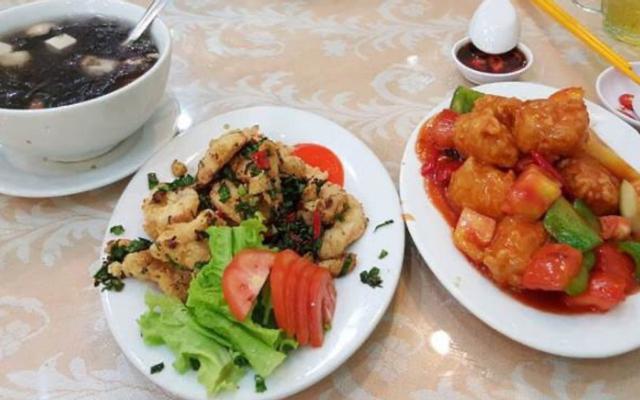 Cơm Chay Diệu Vy - Huỳnh Đình Hai