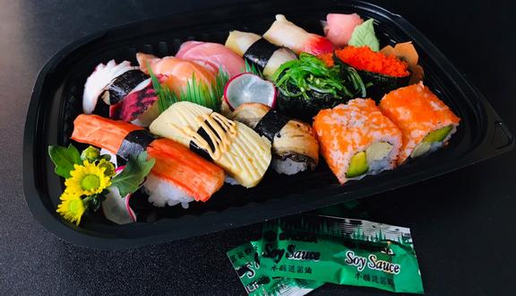 Sushi Ông Bạch Tuộc - Shop Online