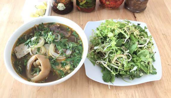 Bún Bò Huế & Mì Quảng