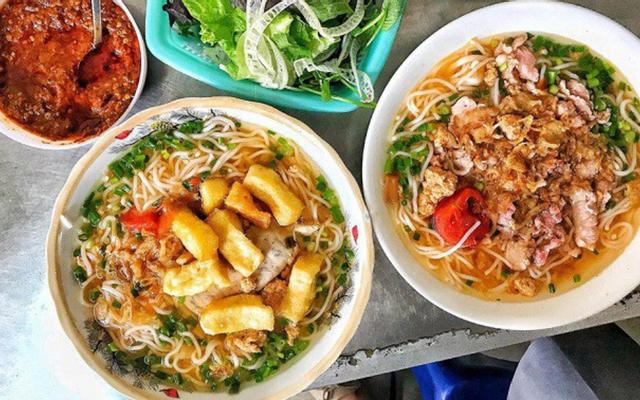 Bánh Đa Cua & Bún Riêu Cua Hải Phòng