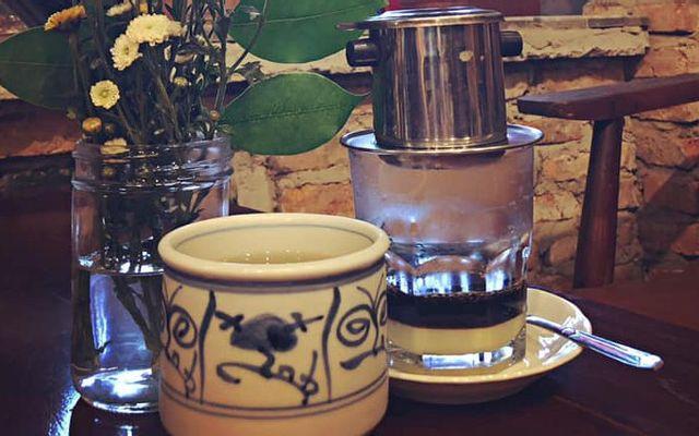 Gạch Cafe - Hoa Cúc