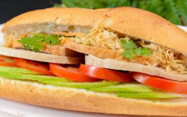 Hiền An - Bánh Mì Giò Chả