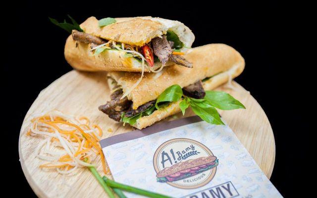 A!BAMI - Bánh Mì Hội An - Đội Cấn