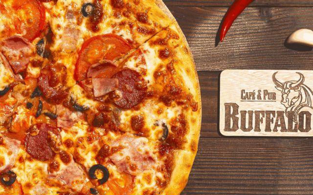 Buffalo - Pizza & Pasta