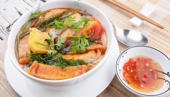 Bún Chả Cá Bà Trang