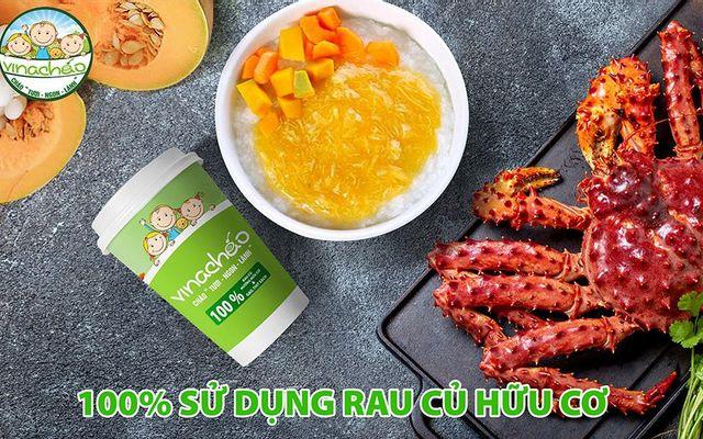 Vinachao - Cháo Dinh Dưỡng - Nguyễn Đổng Chi