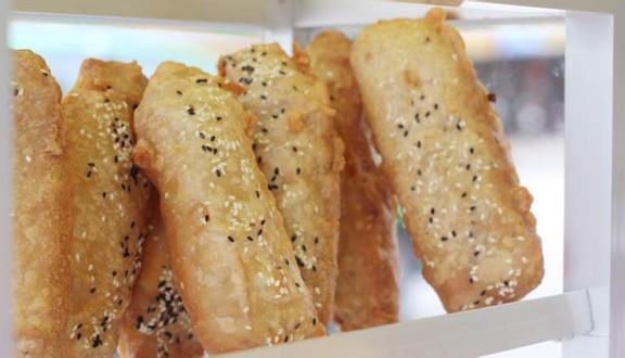 Bánh Chuối Phô Mai & Khoai Lang Chiên