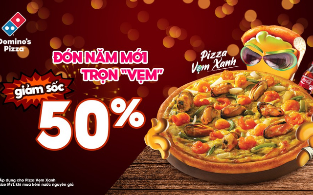 Domino's Pizza - Phan Trung