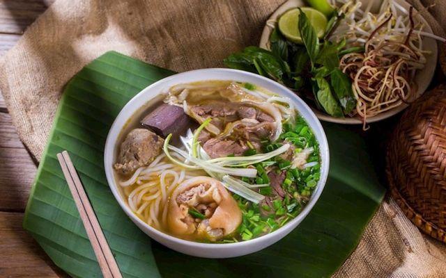 Bún Bò Huế Thu Sương - Thái Hà