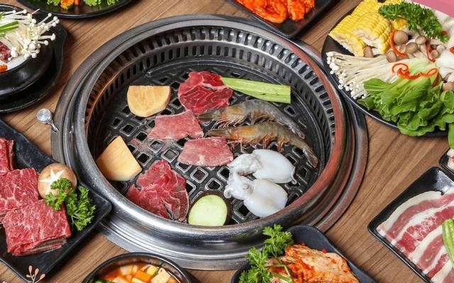 Grill & Cheer - Buffet Nướng & Lẩu Hàn Nhật - AEON Mall Bình Dương