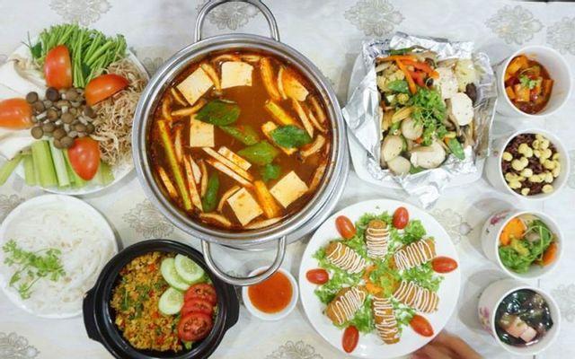 Vegeta - Ẩm Thực Chay - Lê Lai