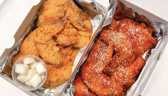 Tiệm Gà Rán Chickenbyzo - Shop Online