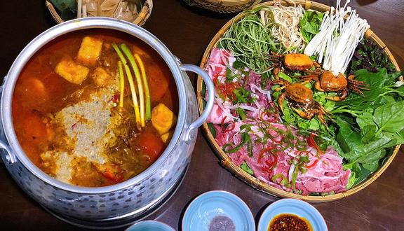 Cơm Nhà Vui - Lẩu Riêu Hà Nội