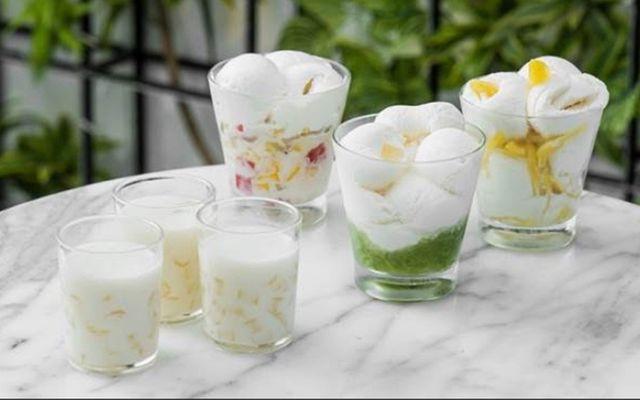 Sữa Chua Trân Châu Cô Thỏ - Khu Ẩm Thực Kawazo