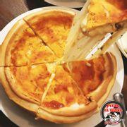 Pizza chicago nhân nhồi phô mai bò