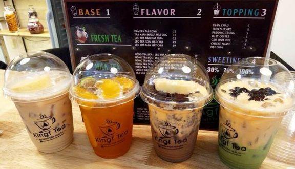 Kingf Tea - Trà Sữa Thảo Mộc - Phan Đình Phùng