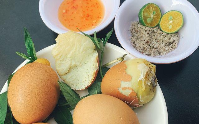 Ăn Vặt - Trứng Nướng