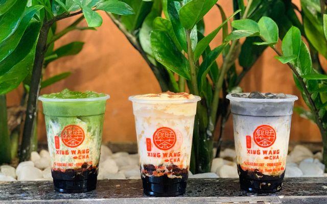 Trà Sữa XingWang Cha - Cù Chính Lan