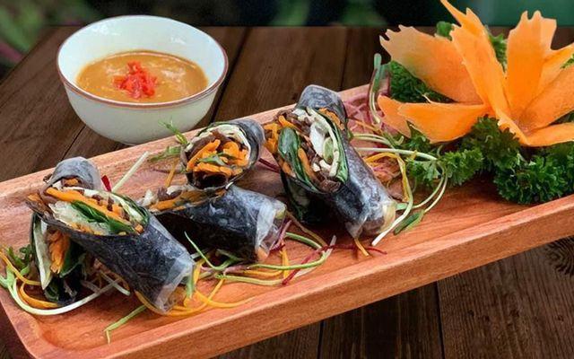 Shamballa Vegetarian Restaurant Lounge & Cafe