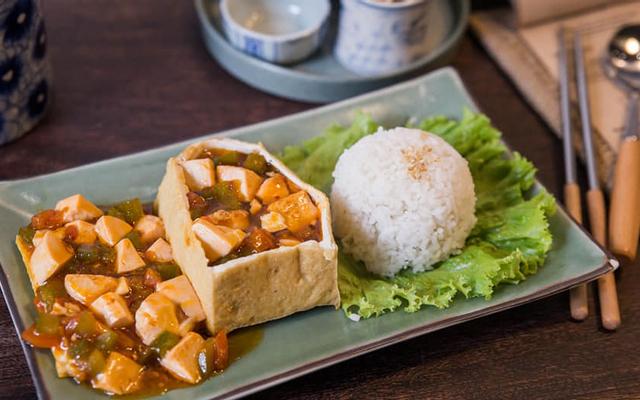 Nhà Hàng Chay Rom Vegetarian Restaurant - Thủ Dầu Một