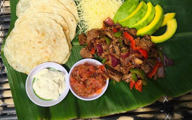 Angelina's Tacos - Quán Ăn Mexico
