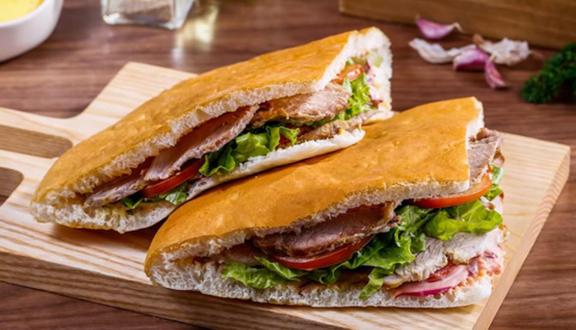 Hoàng Minh - Bánh Mì Doner Kebab