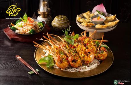 Bếp Quán - Ẩm Thực Việt Nam - Hàm Long
