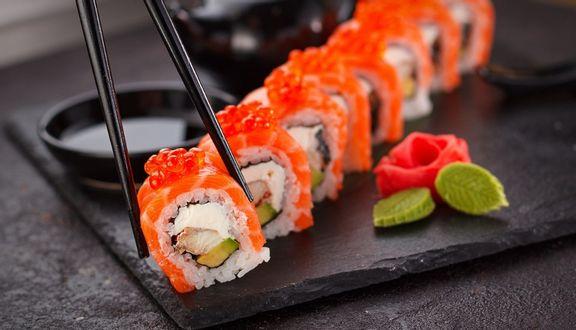 Sushi Trương Định