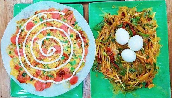 Quang Đăng - Bánh Tráng Trộn & Bánh Tráng Nướng - 153 Tây Sơn