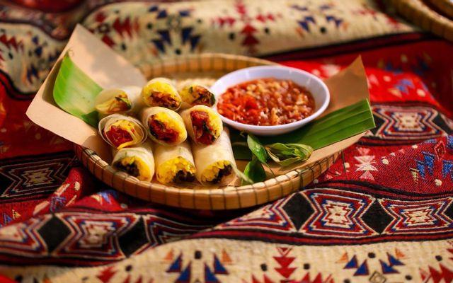 Amy - Bánh Tráng Trộn Sài Gòn - Chu Văn An