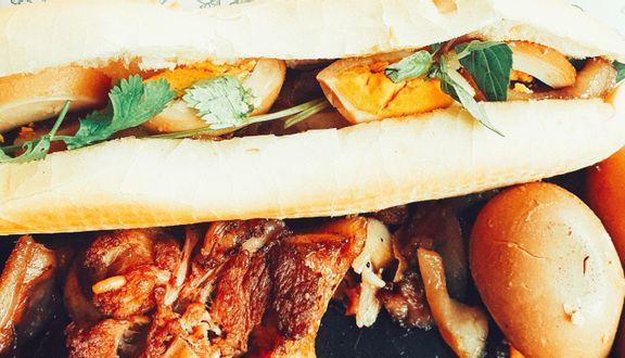 Bánh Mì CACA - Bánh Mì Chả Cá Cao Cấp