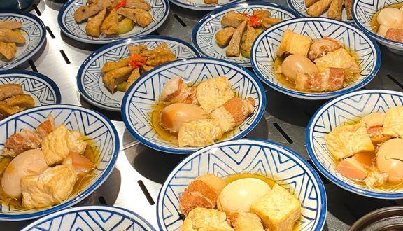 Tiệm Ăn Ba Tô Sài Gòn